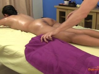 Good sex after good massage