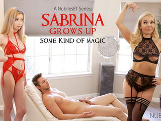 Sabrina Grows Up Some Kind Of Magic
